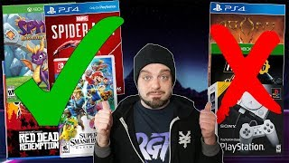 The BEST and WORST of Gaming in 2018! | RGT 85