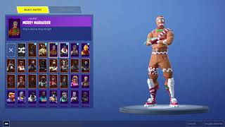 Fortnite Merry Marauder Account for PlayerAuctions