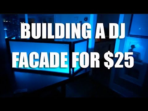 How to Build a DJ Facade