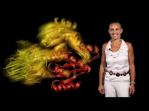 Dorothee Kern (Brandeis, HHMI) 1: Visualizing Protein Dynamics