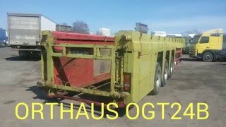 Видео-обзор: Полуприцеп панелевоз ORTHAUS OGT24B (от «Трак-Платформа»)(, 2016-04-13T13:54:13.000Z)
