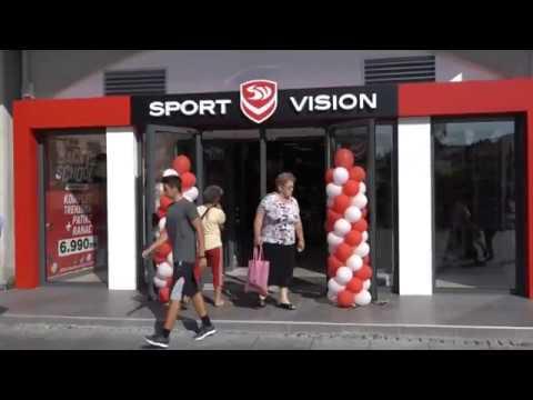 """Prodavnica sportske opreme """"Sport Vision"""" u Somboru"""