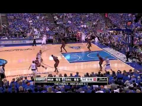 NBA Finals 2011 Miami Heat Vs Dallas Mavericks Game 4 Highlights