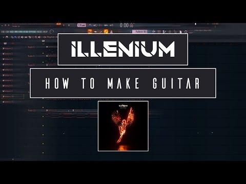 Cómo Conseguir Guitarras Estilo ILLENIUM | Flp + MIDI  🎸