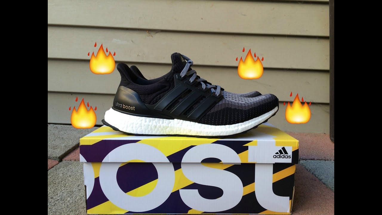 Adidas Ultra Boost gradient