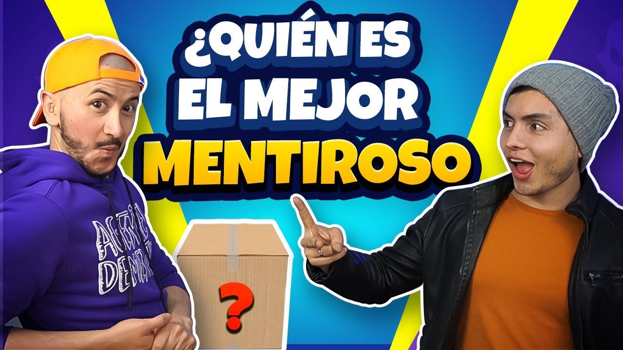 EL JUEGO DE LAS CAJAS MISTERIOSAS 🤔 | EL QUE MIENTE GANA!! 😬 | AGENTES DEMENTES
