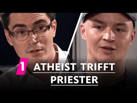 Atheist trifft Priester | 1LIVE Ausgepackt – Folge 2: Glaube