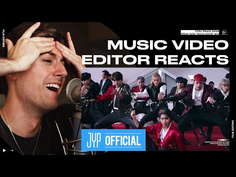 Video Editor Reacts to Stray Kids \
