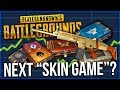 "Is PUBG the next ""skin game""?"
