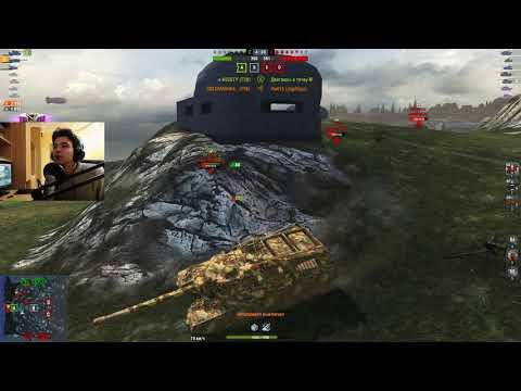 WoT Blitz - На что способен Т95. Никаких кустов - World of Tanks Blitz (WoTB) thumbnail