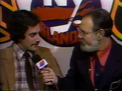 Bruce Bennett on Sportschannel - 1983
