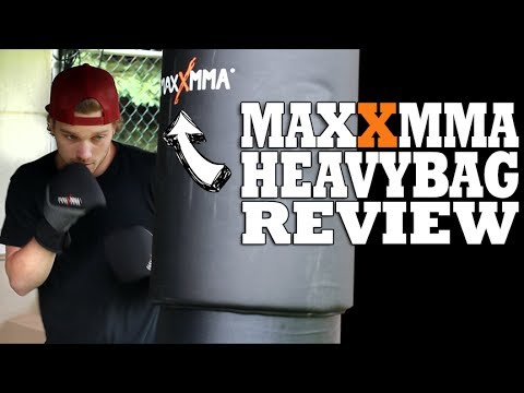 Maxx MMA HeavyBag Review