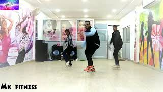 Davido skelewu official choreography by moin khan