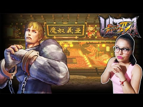 Ultra Street Fighter IV - Arcade con Cody