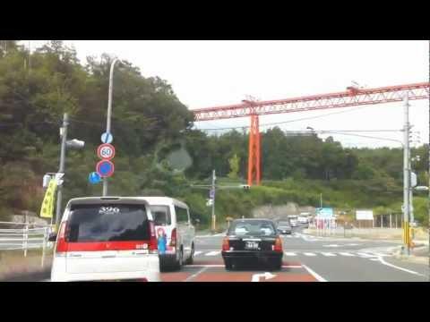 【車載動画】岡山空港へ ( To Okayama Airport  )
