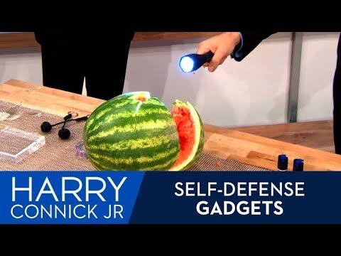 Jason Hanson's Personal Protection Gadgets!