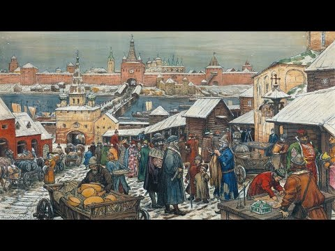 Russian Folk Music - Market of the Northlands
