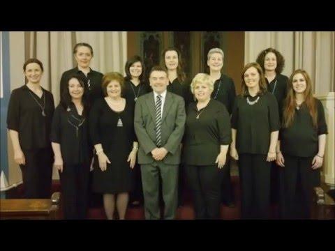 """The Presence of God"" by Joseph Mary Plunkett (VoiceOver Ladies Choir)"