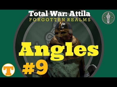 Forgotten Realms: Angles #9 (mod) What Celtic tribes in northern Britannia?