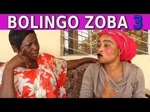 BOLINGO ZOBA 3 Theatre Congolais avec Daddy,Buyibuyi,Makambo,Ibutu,Marina,Princesse,Alain