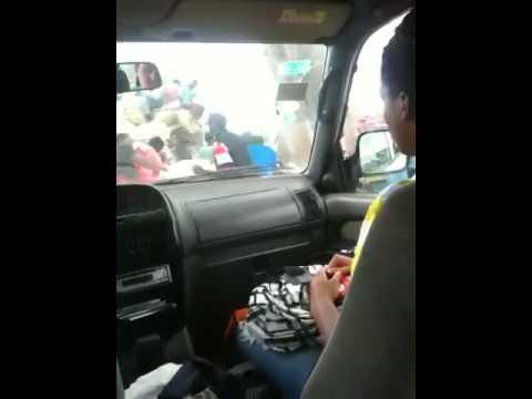 """Dominican Republic-Haiti Border """"Market Day"""""""