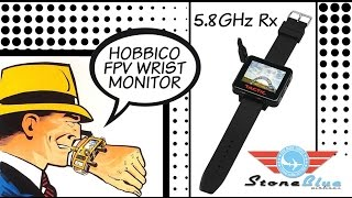 Load Video 1:  Hobbico Dick Tracy FPV Watch