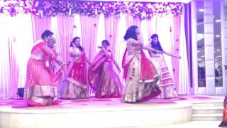 Nach dene saare - all girls performance