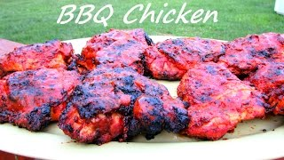 BBQ Grilled Chicken (Low Carb Recipe) - Barbecue Chicken