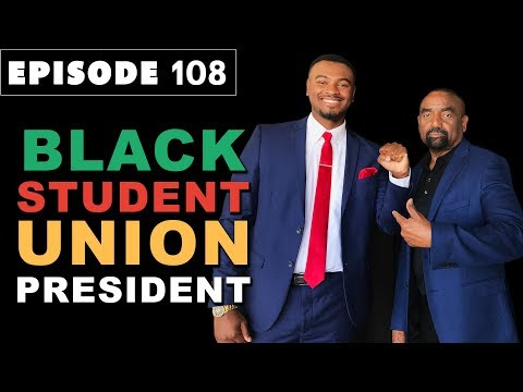 BLACK STUDENT UNION President on White Professors, Microaggressions, 'Racism,' & More! (#108)