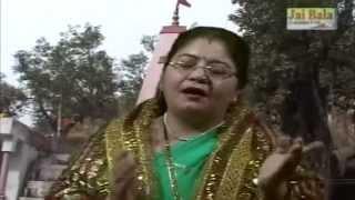 Jai Jagdambe Maa - Ranu Sharma - YATRA SHAKAMBARI MATA MANDIR - Mata Bhajan Songs