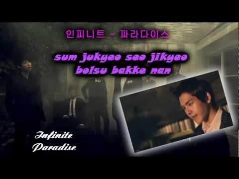 Paradise - Infinite (Karaoke/Instrumental)