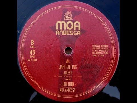 Jules I & Moa Anbessa - Jah Calling & Jah Dub (YouDub Sélection)