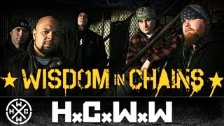 WISDOM IN CHAINS - BACK TO THE OCEAN - HARDCORE WORLDWIDE (OFFICIAL HD VERSION HCWW)