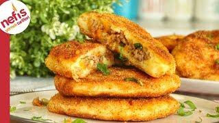Daha önce yemediğinize çok pişman olacaksınız! 😮 | Kıymalı Patates Köftesi