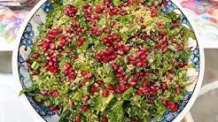 Ispanak Salatası NASIL YAPILIR?
