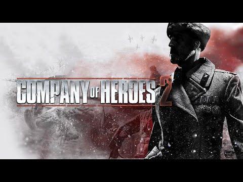 Company Of Heroes 2 - Трудный бой (ИИ эксперт)