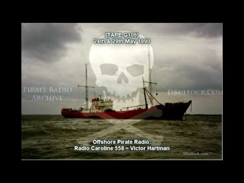 [G106-EDIT] Caroline 558 ~ 24&29/05/1990 ~ Offshore Pirate Radio