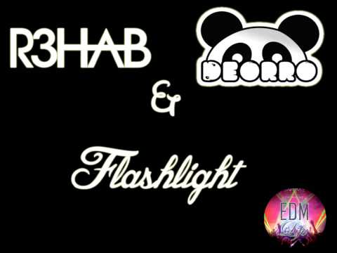 R3HAB & DEORRO - Flashlight (Audio)