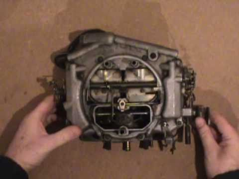 Thermoquad 4 Barrel Carburetor (Part 1)