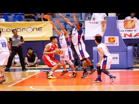 PHOENIX VS. JAM LINER - Full Game | PBA D-League Aspirants'