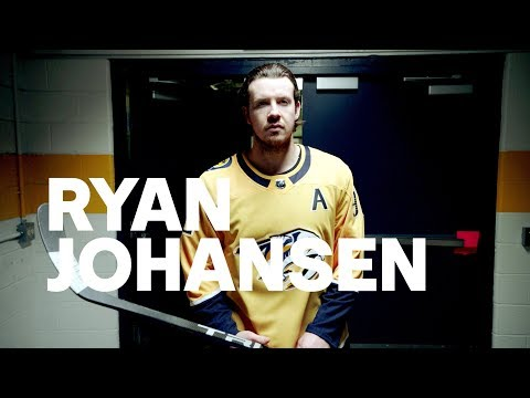 Ryan Johansen, Nashville Predators | Beyond the ice