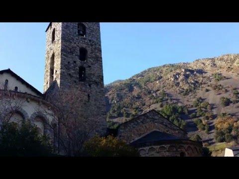 Sant Esteve d'Andorra la Vella with Nativity Scene