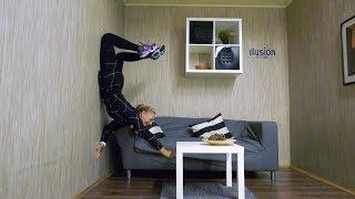 Vilnius illusion rooms 4K