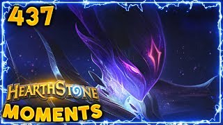 GREATEST Greater Arcane Missiles! | Hearthstone Daily Moments Ep. 437