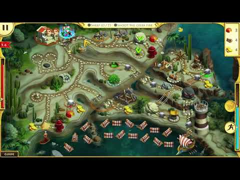 Just Playin' 12 Labours of Hercules IV Mother Nature Platinum Edition Lvl 5.6. - 5.7. |