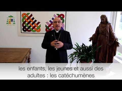Mgr Souchu Message