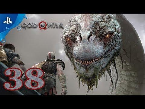 God of War - Let's Play Part 38: Journey to Helheim