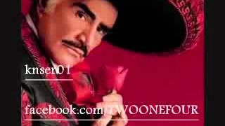 Vicente Fernandez Y Como Es El