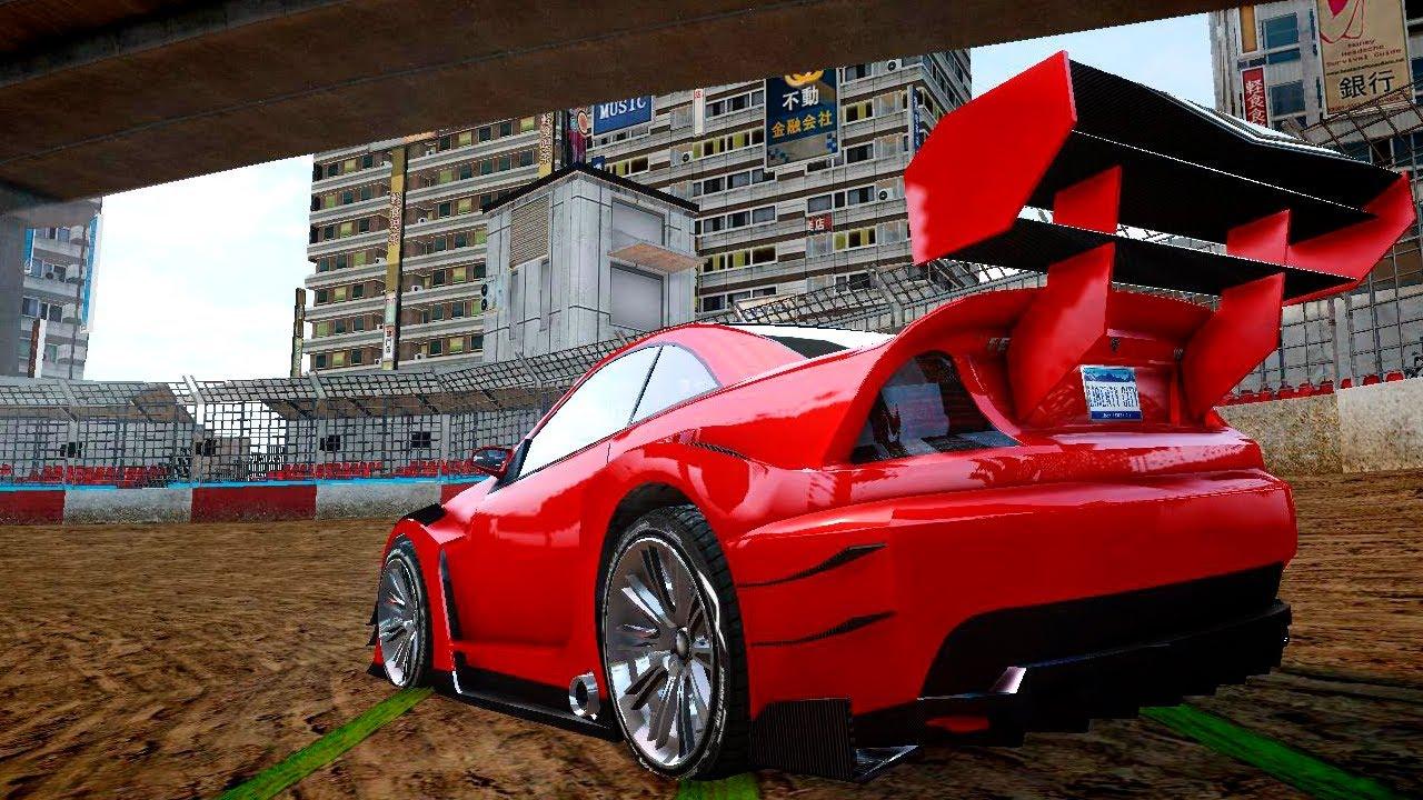 Grand Theft Auto IV Japan Map MOD GTA 4 - YouTube