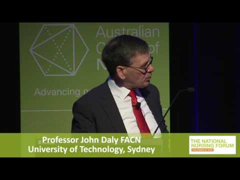 Professor John Daly FACN